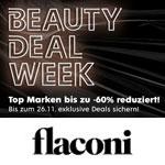 Bis zu 60% Rabatt bei der Beauty Deal Week von Flaconi!