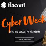 Cyber Week Deals bei Flaconi bis zu 65% reduziert