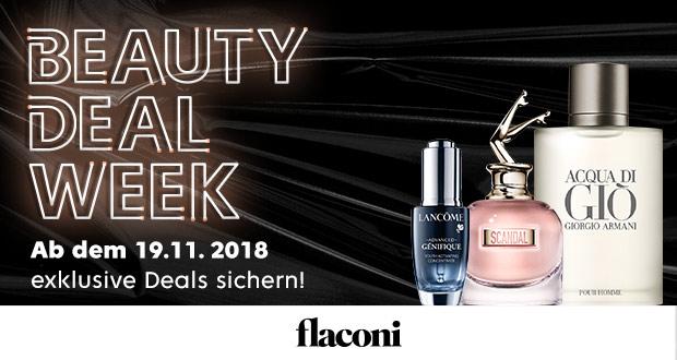 Flaconi Black Friday 2018