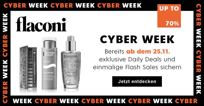 flaconi Cyber Week 2019