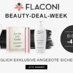 Sicher dir eine Woche lang bis zu 43% Rabatt bei der Beauty-Deal-Week von Flaconi