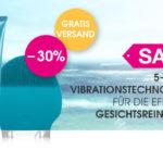 30% Preisnachlass auf die 4eversonic *Cybermuschel* bei Flora Mare