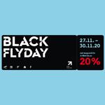 Black Flyday 2020 bei FLYERALARM Digital: Bis zu 20% Rabatt auf Produkte im Bereich Digitale Werbung