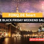 5% Rabatt auf das gesamte Sortiment bei FonQ.de!
