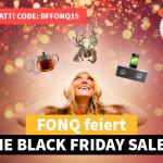 Black Friday bei fonQ – Spare nur heute 5% Rabatt auf das gesamte Sortiment!