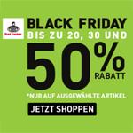 Black Friday Sale bei Foot Locker: Spare bis zu 50% auf deine Lieblings-Streetwear