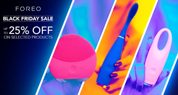 Foreo Black Friday 2017