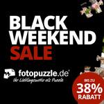 Erhalte jetzt bis zu 38% Rabatt bei deiner Bestellung auf fotopuzzle.de