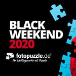 Black Weekend bei fotopuzzle.de – Spare bis zu 20% auf deine neuen Lieblingspuzzle