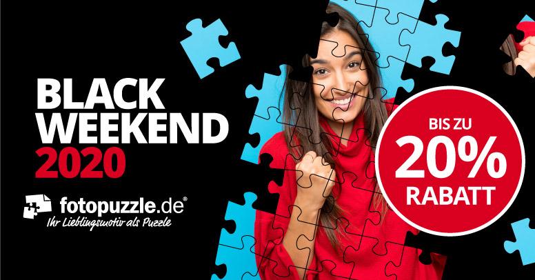 fotopuzzle.de Black Friday 2020