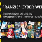 Cyber-Week bei Franzis: Software und Know-how bis zu 75% reduziert!