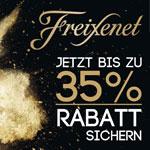 Mit attraktiven Probierpaketen von Freixenet 7 Tage lang bis zu 35% sparen!