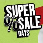 Super Sale Days bei Fressnapf – Hunderte Artikel bis zu 70% reduziert