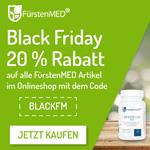20% Rabatt auf alle Nahrungsergänzungsmittel im Online Shop von FürstenMED