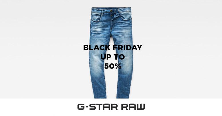 G-Star Black Friday 2019
