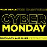Letzte Chance: Bis zu 50% auf alles mit den Cyber Monday Deals bei G-STAR