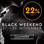 22% Rabatt auf GAMMON Parfüm-Sets