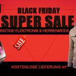 Black Friday Supersale bei GearBest. Profitiere jetzt von zahlreichen Top Marken zu Top Preisen!
