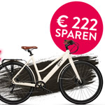 Black Friday Special – 222 EURO Rabatt auf das Geero 2 E-Bike
