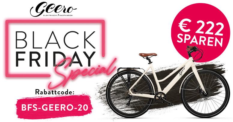 Geero Black Friday 2020