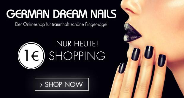German Dream Nails Black Friday 2017