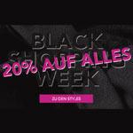 Black Shopping Week bei Gerry Weber – Sicher dir jetzt 20% auf Alles