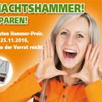 Sicher dir jetzt die sensationellen online Vorweihnachtsangebote auf Globus-Baumarkt.de