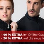 Black Friday Weekend bei Golfino – 40% Extra auf Outlet Preis – 20% Extra auf neue Kollektion!