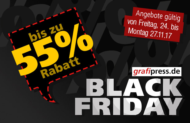grafipress Black Friday 2017