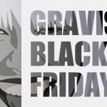 Wahnsinns Black Friday Rabatte von bis zu 70% im Online-Shop von Gravis!