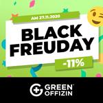 Nur heute 11% Rabatt auf Nahrungsergänzungsmittel und Vitalstoffe bei Green Offizin
