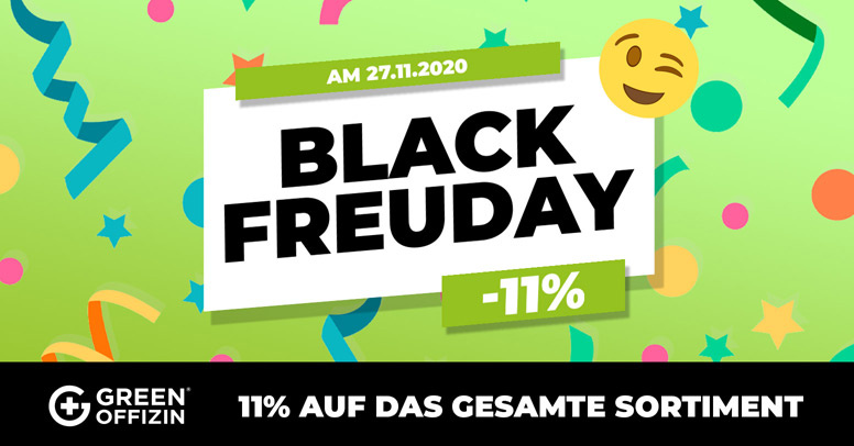 Green Offizin Black Friday 2020