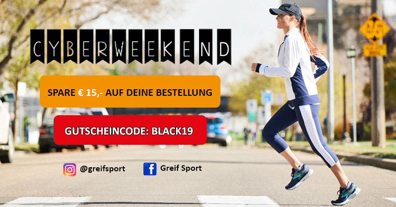 Greif Black Friday Cyber Wochenende 2019