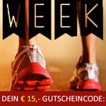 Cyber Wochenende im Greif Sport – Jetzt zugreifen und 15 EURO* bei deiner Bestellung sparen
