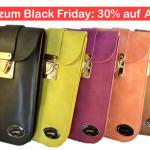 30% Rabatt auf Echt-Leder-Handyhüllen von Greyhound!