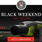 Weinliebhaber aufgepasst – Große Black Weekend Aktion im GWF-Onlineshop mit bis zu 20% Rabatt!