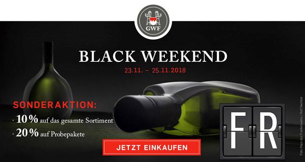 GWF Black Friday 2018