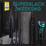 Superblack Weekend – Sicher dir jetzt das HappyBrush Super Bundle mit jeder Menge Zubehör