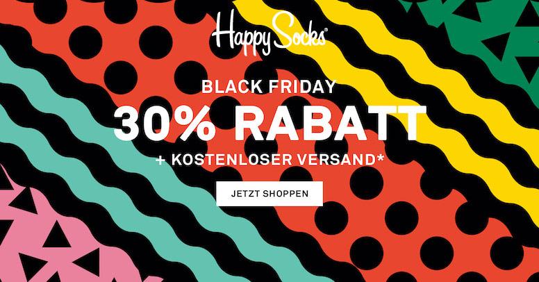 HappySocks Black Friday 2019
