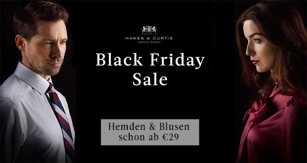 Hawes & Curtis Black Friday 2018