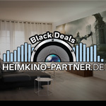 Sicher dir jetzt die Black Deals von Heimkino-Partner.de für dein Kinoerlebnis daheim