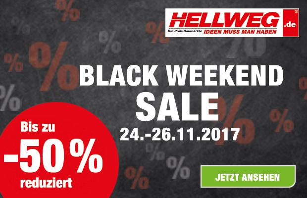 Hellweg Black Friday 2017