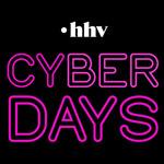 Cyber Days bei HHV. Sicher dir jetzt 10% auf Musik und 20% auf Fashion!