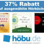 Black Friday bei Höbu: Erhalte jetzt 37% Rabatt auf ausgewählte Hörbücher!
