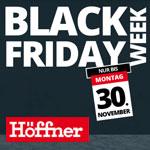 Black Friday Week bei Höffner – 33% in allen Abteilungen
