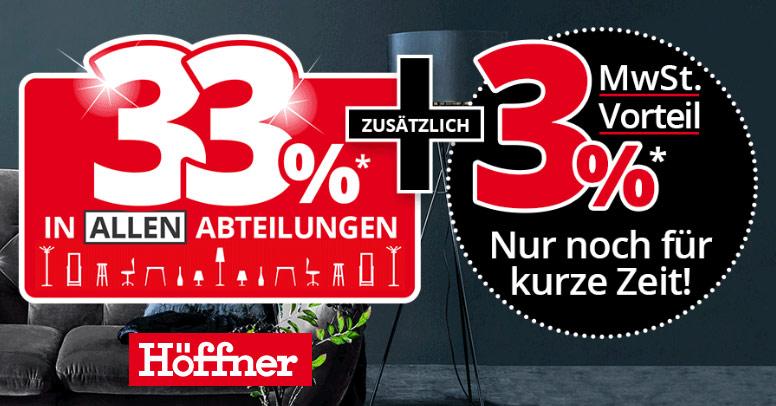 höffner Black Friday 2020