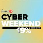 Cyber Weekend bei home24 – Sicher dir bis zu 19% Rabatt auf deine Bestellung