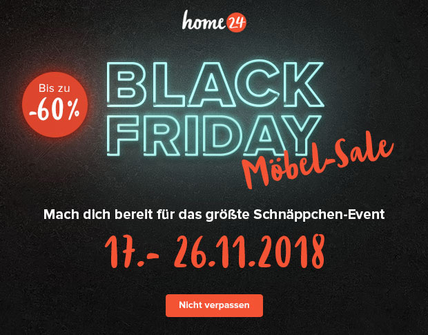 home24 Black Friday 2018