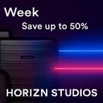 Black Week – bis zu 50% auf Koffer und Taschen bei Horizn-Studios sichern.