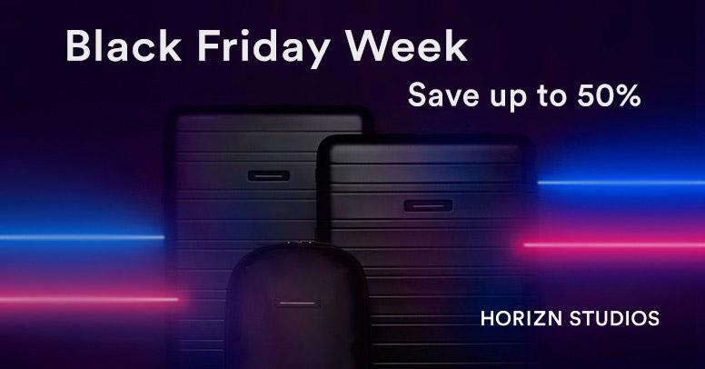 Horizn Studios Black Friday 2019